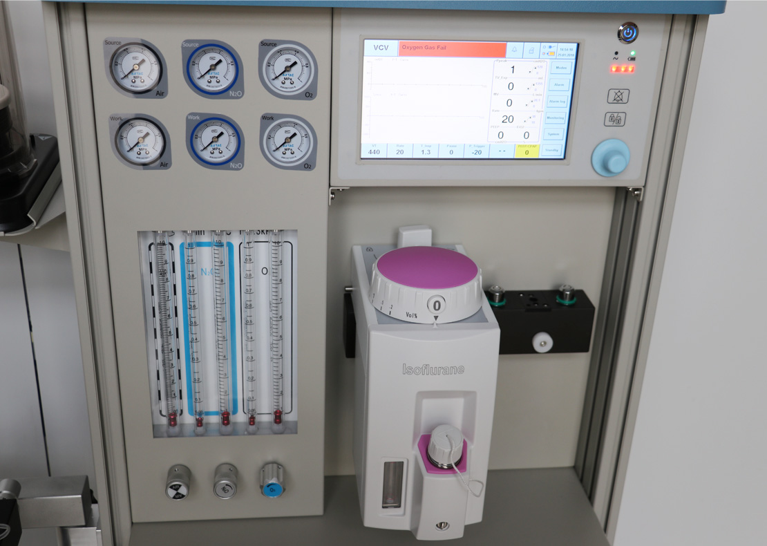 Anesthesia Ventilator(Model:DAV80)