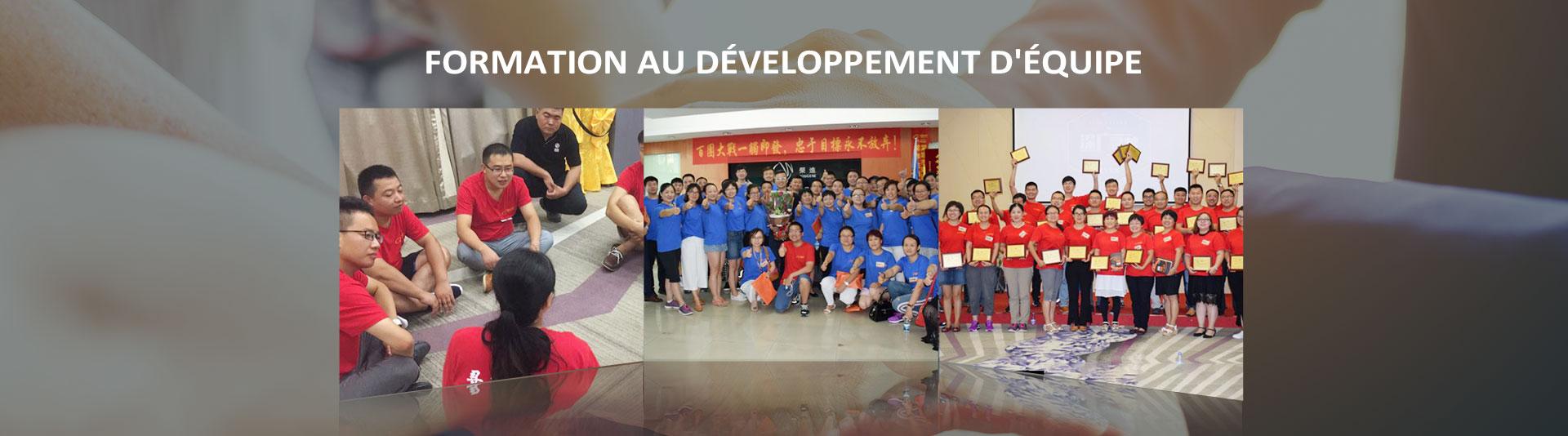 Formation au développement d\'équipe