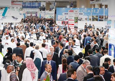 Arab Health 2019 a réservé avec succès