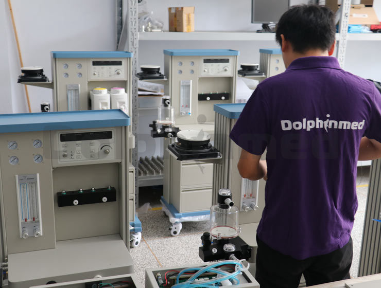 Dolphinmed Usine