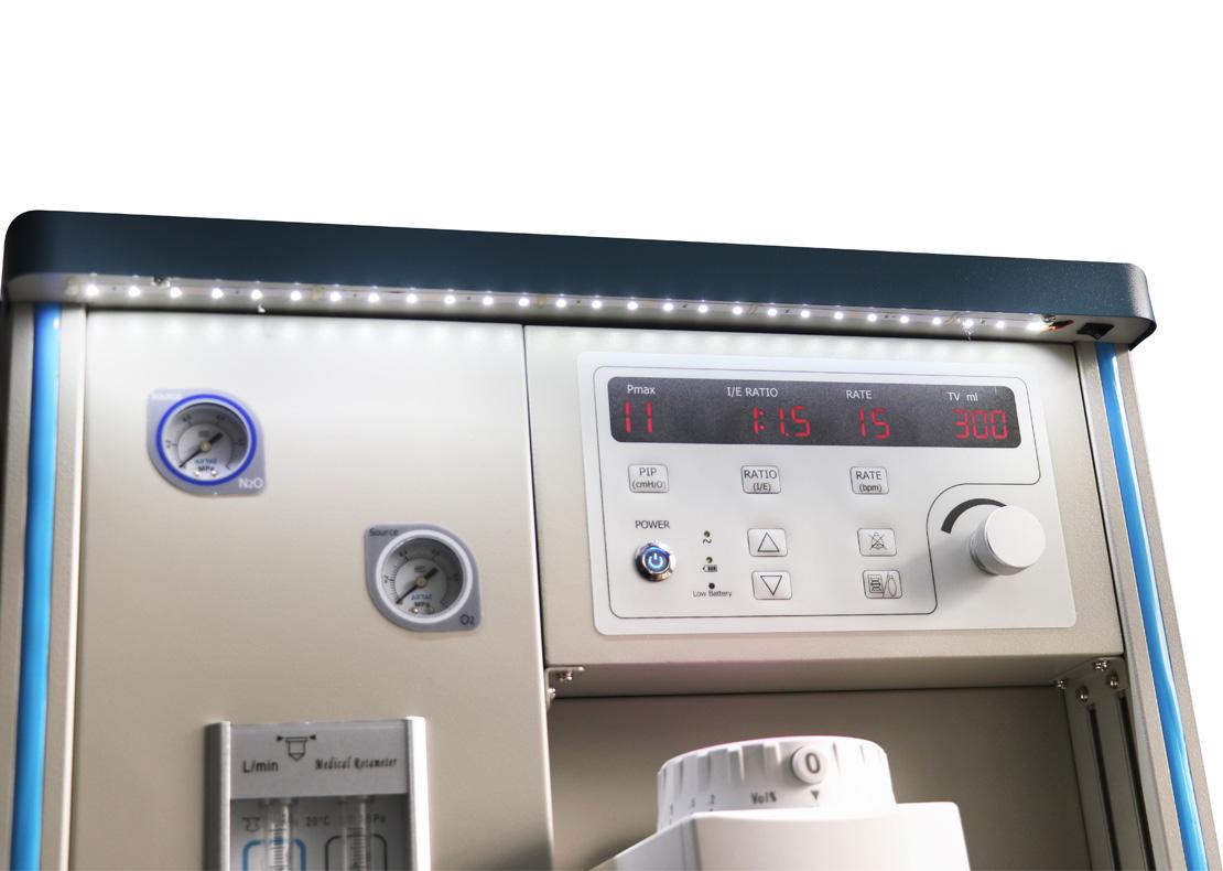 Anesthesia Ventilator(Model:DAV60)